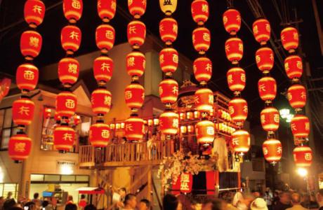 大津祭 宵宮