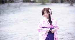プレママのための 袴姿でまちあるきツアー